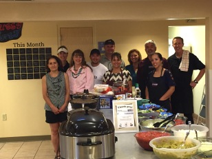 UW Cooks Up Dinner For Ronald McDonald House