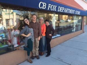 CB Fox